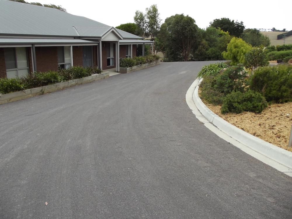 Waldig Civil Construction Domestic Driveway